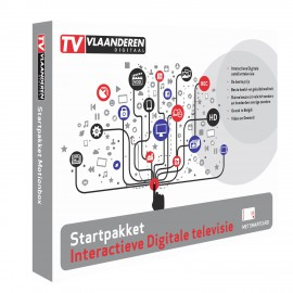 Pack de location TV Vlaanderen - Motionbox HD